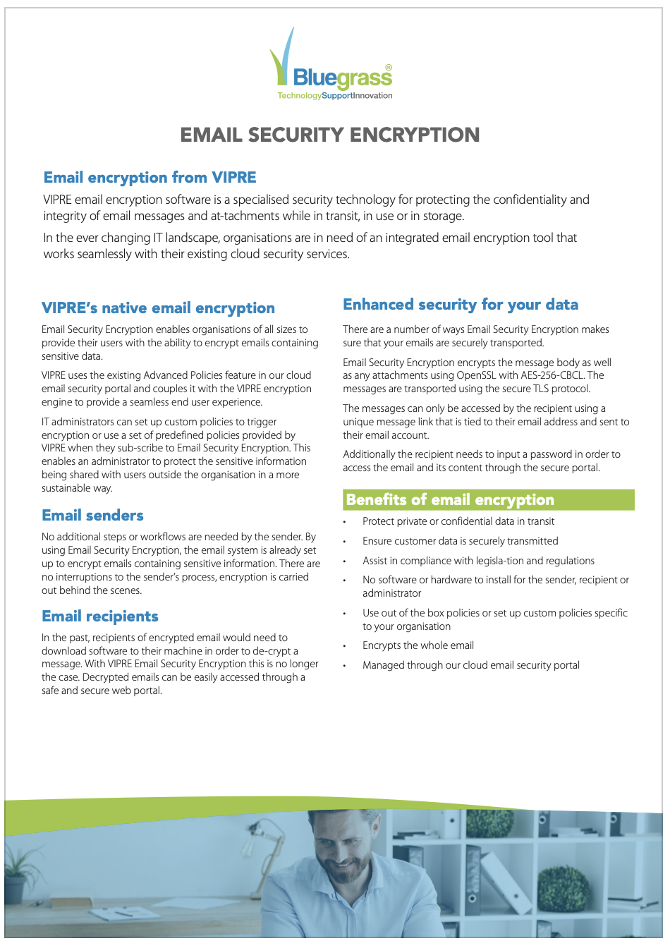 Email Security Encryption