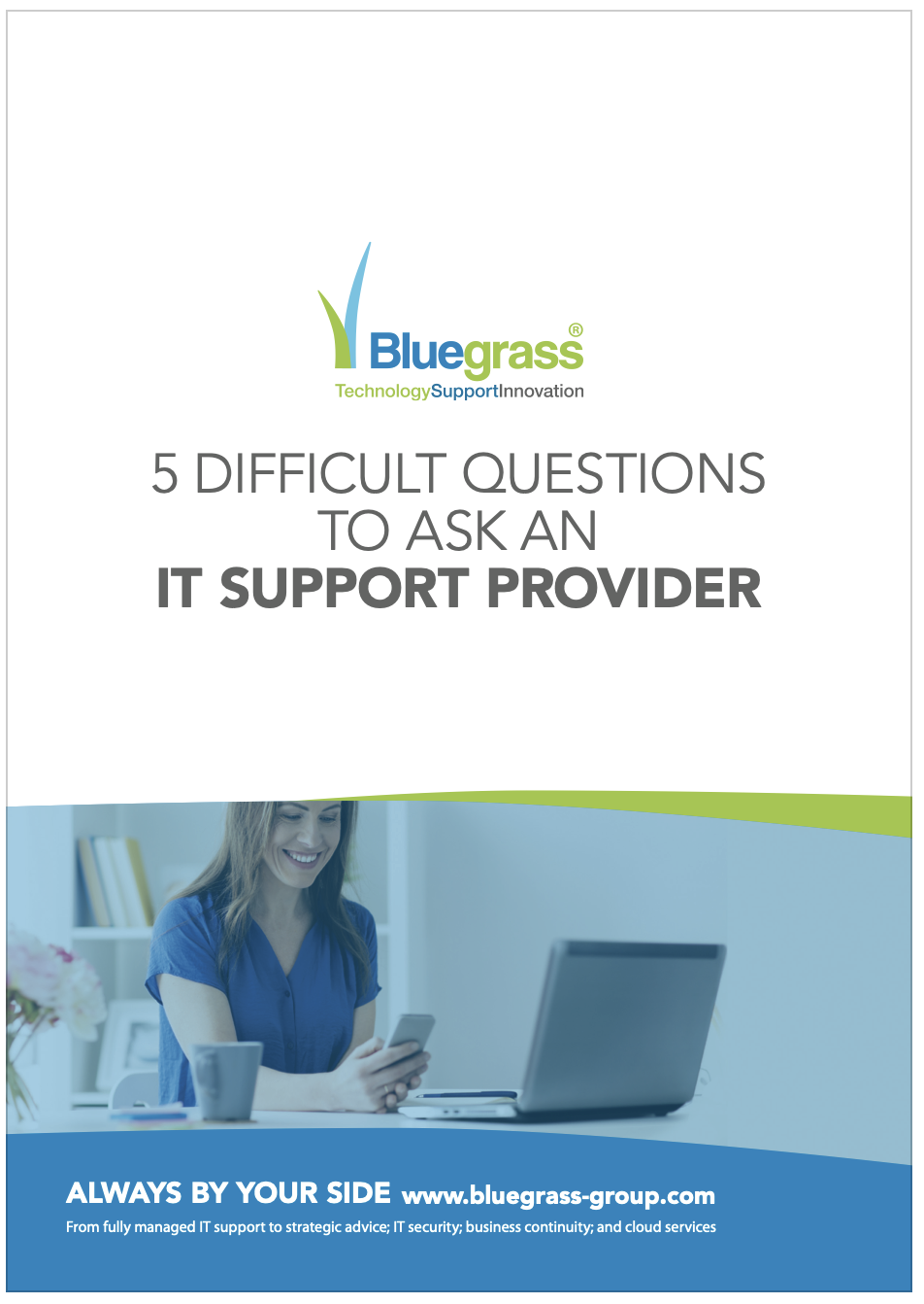 Questions for IT Provider
