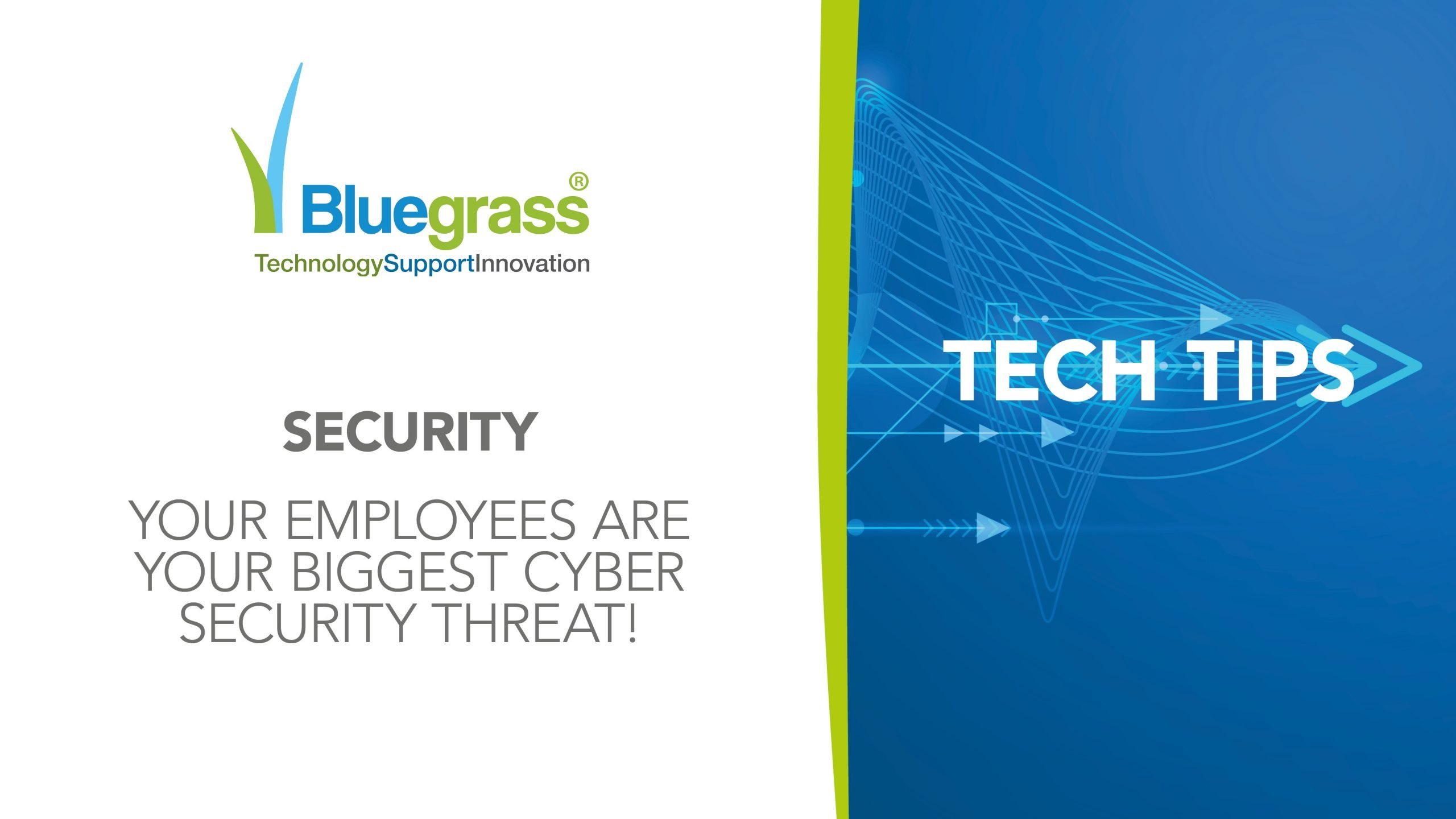 Tech tips security and employees